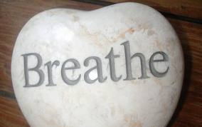breathe to relieve anxiety