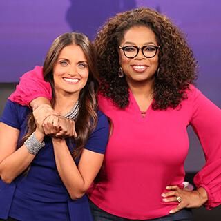 Dr, Shefali & Oprah