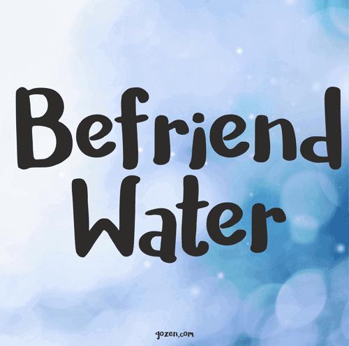 37 Techniques to Calm an Anxious Child - GoZen - Befriend Water