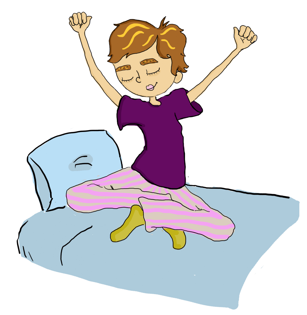 Wake Up Stretch Get On A Plane To Hawaii Mele: 5 Ways To Teach A Child To Be Mindful During An Ordinary