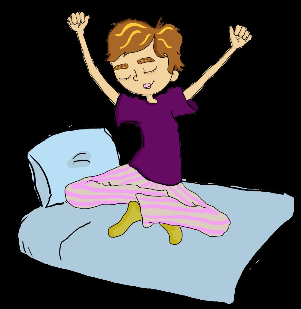 Waking up mindful