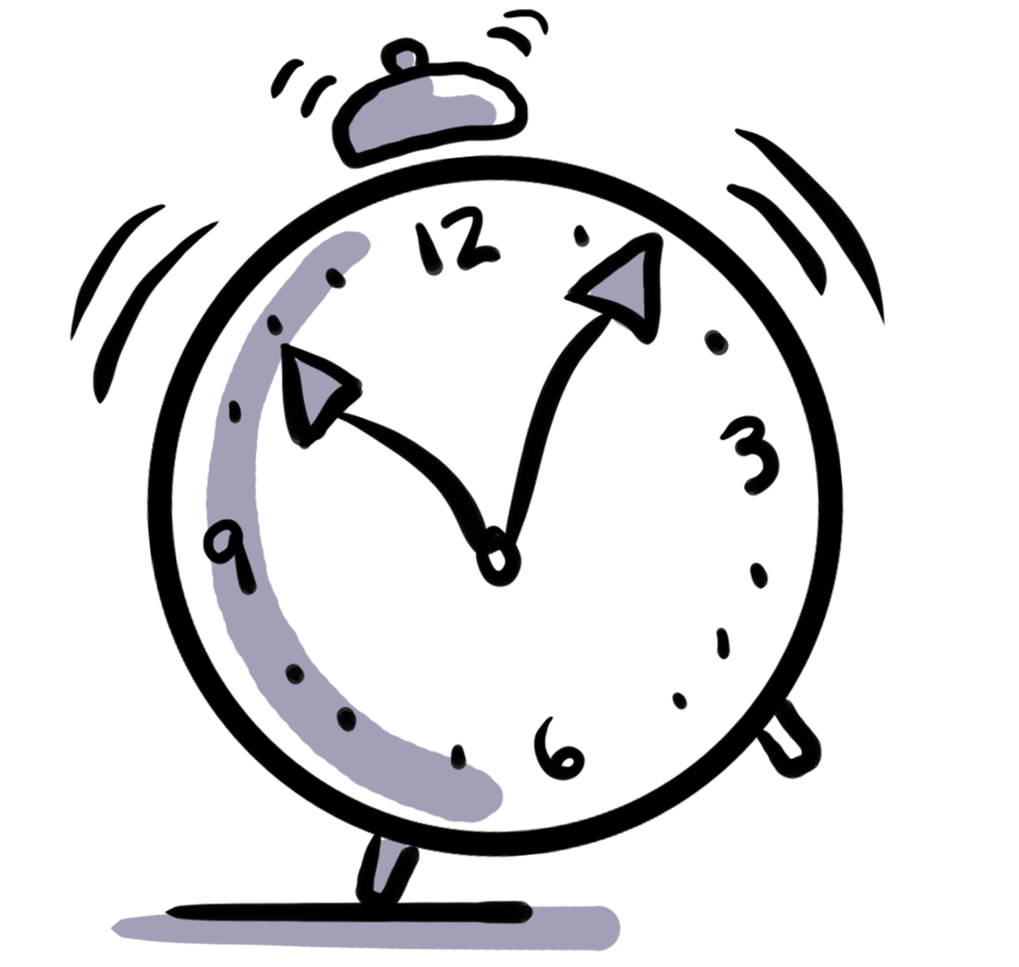 Myth: Time Mgmt Issues